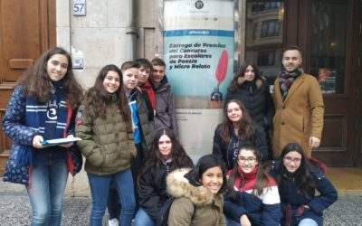 I Concurso de microrrelato y poesía «El Periódico del Estudiante»